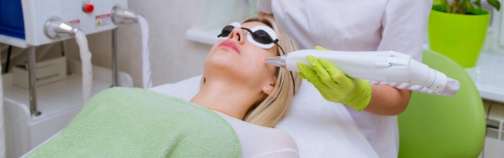Омолодження обличчя неодимовим лазером