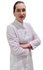 Нароган Юлія Володимирівна - Врач дерматовенеролог